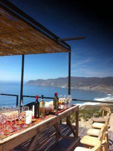 Bar bura and the ocean
