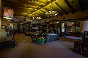 Guests Living room @ Rancho Tecate